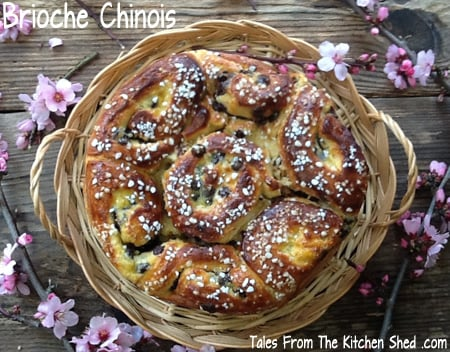Brioche Chinois Aux Pepites De Chocolat Tales From The Kitchen Shed