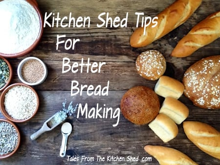 You can't beat the aroma of freshly baked homemade bread ! Try these simple steps to a better bread.