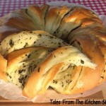 Garlic & Herb Twister Bread