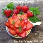 Strawberry Tart | Tarte aux Fraises