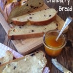 Pumpkin & Cranberry Bread