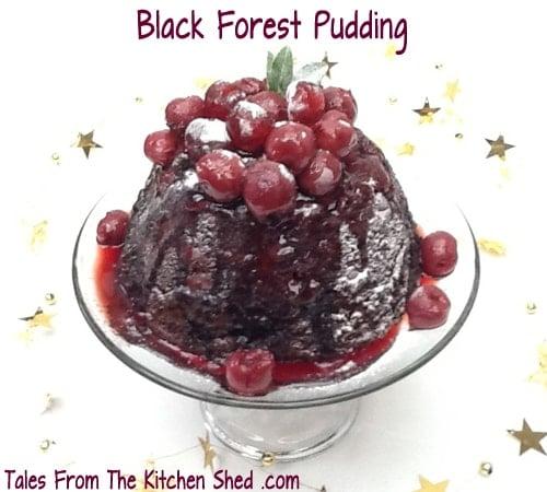 Black Forest Pudding