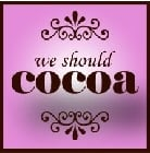 We Should Cocoa Challenge