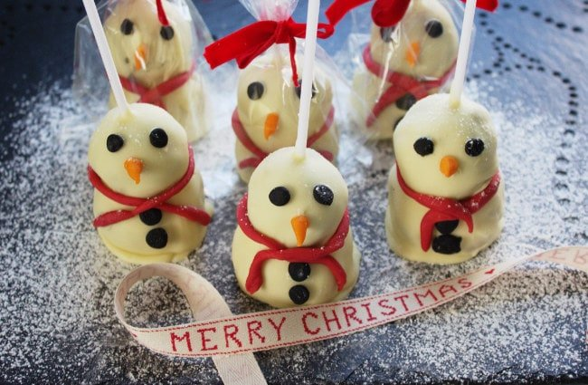 snowmen brownie pops soft gooey brownies covered in white chocolate have fun decorate