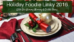 Holiday Foodie Linky