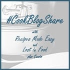 #Cook Blog Share Linky