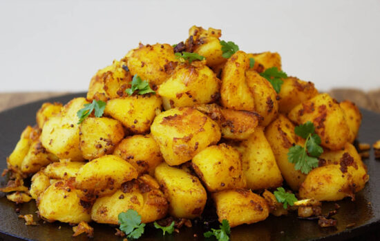 Easy Bombay Potatoes