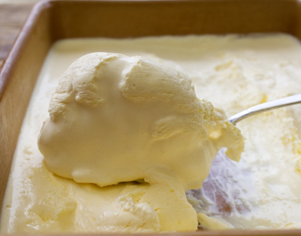Homemade Clotted Cream Tales From The Kitchen Shed