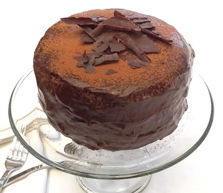 Chocolate Fudge Cake for £1