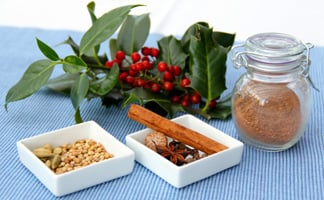 Christmas Mixed Spice Recipe